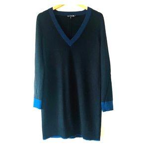 Women's Rag & Bone black sweater knit dress XS